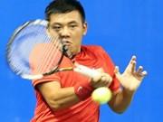ATP最新排名:李黄南进入世界500强