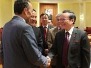 越南国会副主席冯国显访问摩洛哥