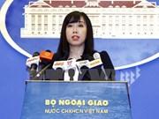越南外交部发言人:越方强烈谴责一切绑架和残忍杀害行为
