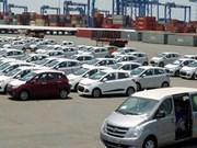 2017年上半年越南汽车进口额达逾10.54亿美元