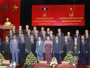 越南国家主席向老挝15位省领导授予勋章