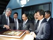 阮春福希望柏林市长与越南分享城市规划与发展经验