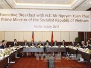 阮春福:德国是越南头等优先伙伴之一