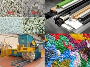 越南塑料出口额达逾12亿美元