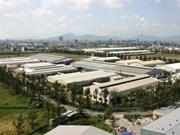 2017年上半年岘港市各工业区和高科技园区引进投资项目17个