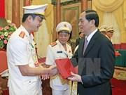 陈大光主席:集中建设有本事、绝对终于党、祖国和人民的人民警察力量