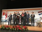 越南航海总公司希望荷兰分享港口开发管理领域的经验