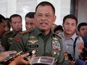 印尼和新加坡承诺加强合作 促进东南亚地区和平稳定