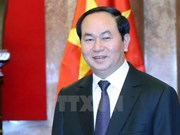 越南国家主席签发有关六项新法律的主席令