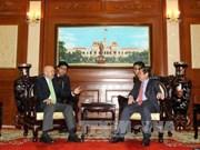 胡志明市与墨西哥加强合作