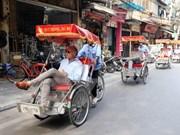 年初以来河内市接待游客量1200万人次