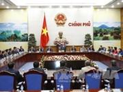 阮春福总理会见越南驻外大使和外交代表机构首席代表