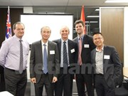 越南与西澳大利亚州企业进一步加强经贸合作