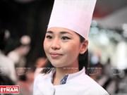 厨艺大师黄庆璃