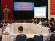 第五届亚太地区海岸带含水层管理国际会议在岘港市举行
