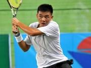 ATP最新排名:李黄南下降1位