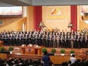 越南南方福音教会第5次大会正式开幕