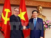 越南政府副总理王廷惠: 为东盟经济共同体寻找合适的发展方向