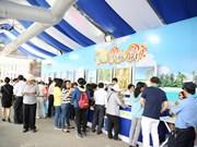 胡志明市国际旅游博览会展位达300间