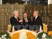 越柬两国关系密不可分