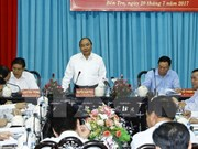 阮春福总理:集中资源  协助槟椥省有效应对气候变化