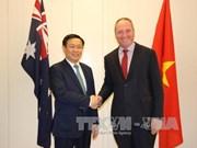 澳大利亚强调优先促进与越南的关系