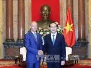 国家主席陈大光会见俄罗斯联邦国家安全委员会秘书帕特鲁舍夫