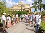 今年上半年越南接待国际游客量620万人次