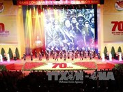 越南伤残军人与烈士日70周年纪念大会在河内隆重举行   阮富仲出席并发言