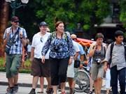 今年7月份越南接待国际游客量同比增长21.1%