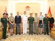 越南与澳大利亚加大防务合作力度
