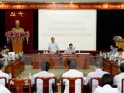 越南奋力做好宗教和民族工作