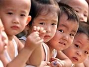 新生儿性别比例失调仍是越南人口可持续发展的绊脚石