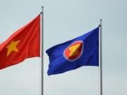 越南与东盟成员国并肩前进22年