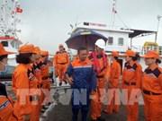 越南向马来西亚移交海上遇险人员