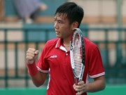 2017年泰国男网F4未来赛:李黄南闯进1/4决赛