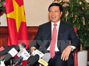 范平明副总理:建设自立自强、团结协作、发挥核心作用的东盟共同体