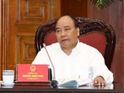 阮春福总理:特别经济行政区应发挥比较优势 加大引资力度