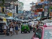 2017年泰国GDP增长可达3.6%