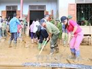 动用一切力量做好抗洪救灾工作