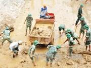 越南北部暴雨洪灾造成26人死亡 15人失踪  经济损失达 9400亿越盾