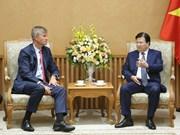 政府副总理郑廷勇:决不能牺牲环境来换取经济发展