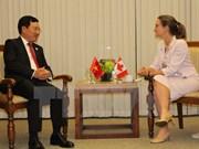 加拿大承诺继续协助越南提高应对气候变化能力