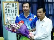 第29届东南亚运动会:越南每个运动员将成为推介国家和平友善形象的使者