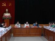 越共中央民运部部长:青年妇女应获得更多发展机会