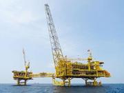 东海POC: 石油钻井平台全负荷运行