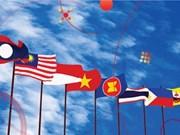 老挝举行亮灯仪式庆祝东盟成立50周年