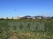 美国协助越南开展迪奥辛污染清除项目