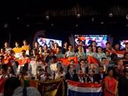 2017年IMC国际数学竞赛落幕越南共夺得56枚奖牌