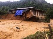 老挝总理通论·西苏里向越南政府总理致慰问电